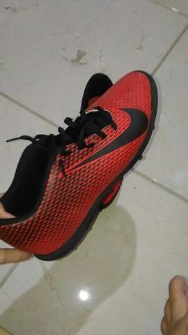 Chuteira Nike Society Bravata Original - Foto 3