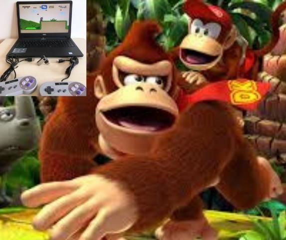 Super Nintendo portátil R$:119,00