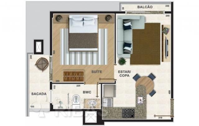 Apartamento residencial à venda, novo mundo, curitiba - ap0329. - Foto 15