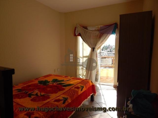 Apartamento à venda com 2 dormitórios em Chapada, Conselheiro lafaiete cod:2102 - Foto 4