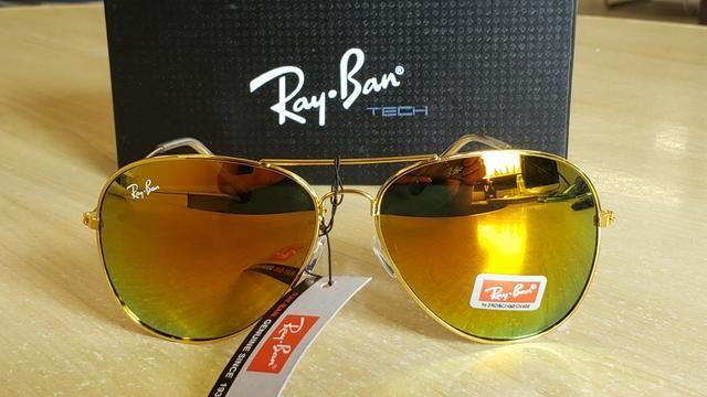 Óculos Ray Ban Aviador - Original