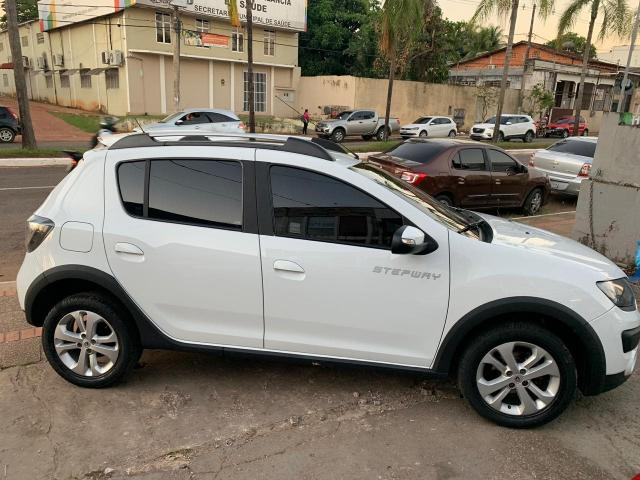 RENAULT SANDERO 2014/2015 1.6 STEPWAY 8V FLEX 4P MANUAL