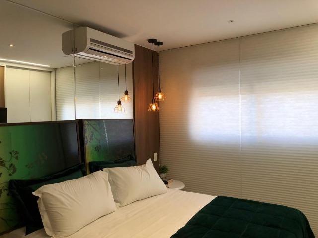 Follow bueno- apartamento - 02 quartos com 01 suíte - pronto para morar no Setor Bueno - Foto 8