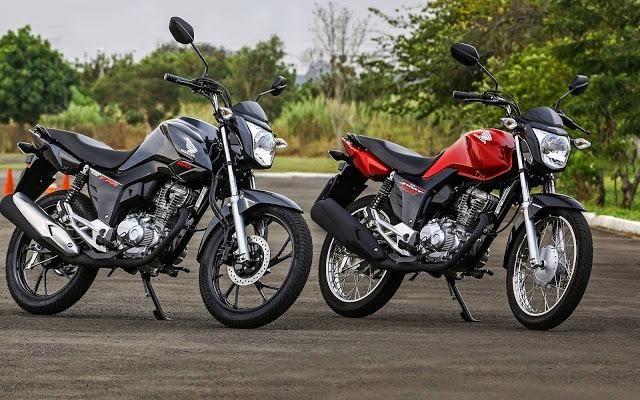 Motos Honda CG 160 FAN - Foto 4