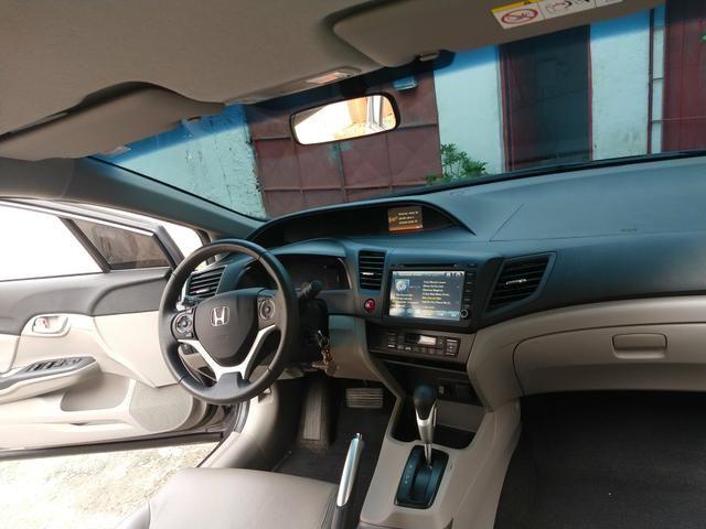 Civic LXR 2016 - Foto 6