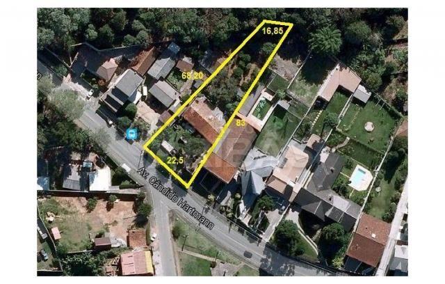 Terreno Residencial à venda, Mercês, Curitiba - TE0191. - Foto 2