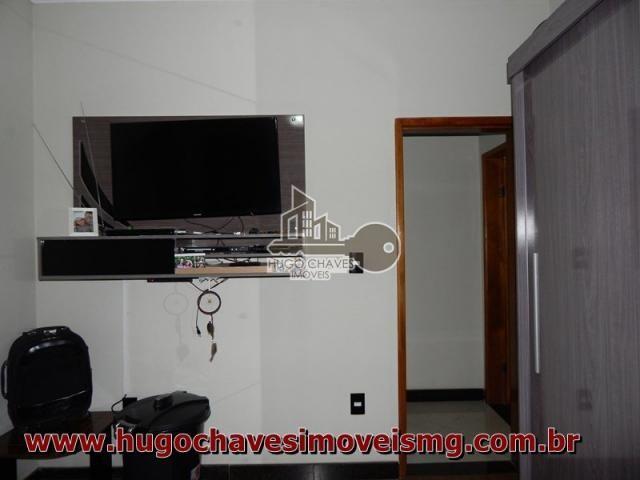 Apartamento à venda com 3 dormitórios em Jardim america, Conselheiro lafaiete cod:242 - Foto 9