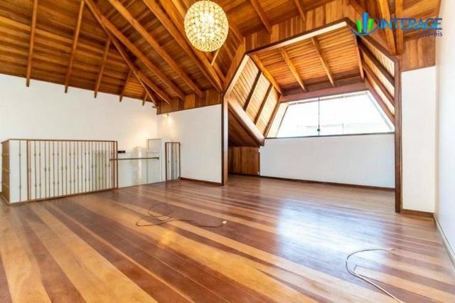 Casa em Condomínio em Santa Felicidade - 2 Andares, 200m², 3 suítes e churrasqueira - Foto 7