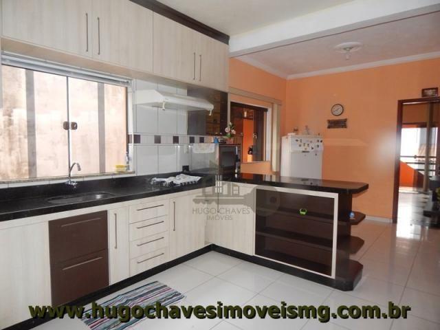 Casa à venda com 3 dormitórios em Rochedo, Conselheiro lafaiete cod:175 - Foto 5