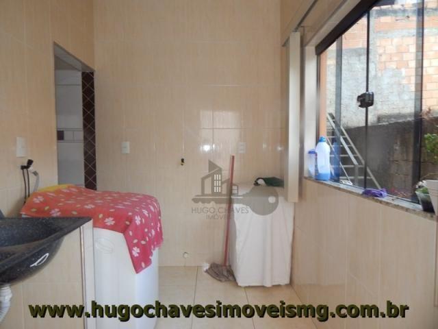 Casa à venda com 3 dormitórios em Rochedo, Conselheiro lafaiete cod:175 - Foto 15