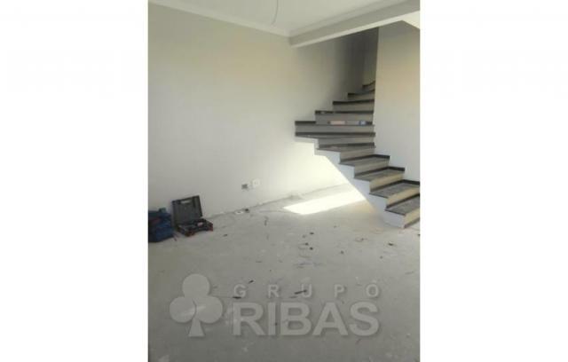 Sobrado Residencial à venda, Fazendinha, Curitiba - SO0451. - Foto 14