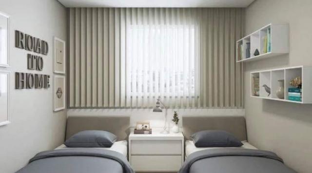 Apartamento à venda com 2 dormitórios em Bandeirantes, Conselheiro lafaiete cod:299-4 - Foto 2
