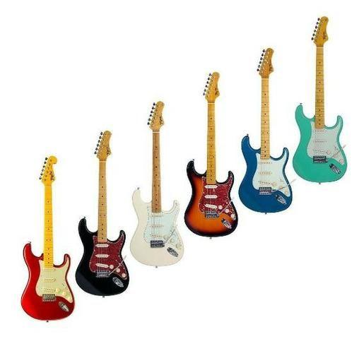 Guitarra strato Tagima TG 530 + Garantia NF