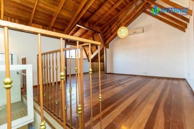 Casa em Condomínio em Santa Felicidade - 2 Andares, 200m², 3 suítes e churrasqueira - Foto 8