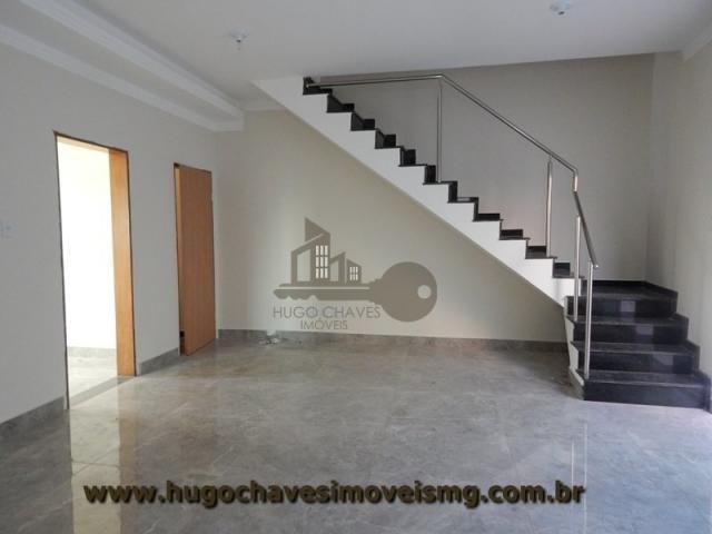 Casa à venda com 3 dormitórios em Novo horizonte, Conselheiro lafaiete cod:197-2