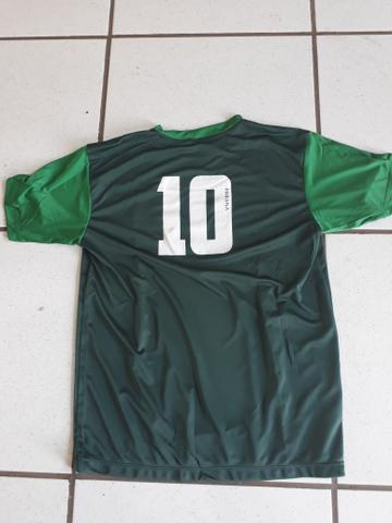 Jogo de camisas para futebol