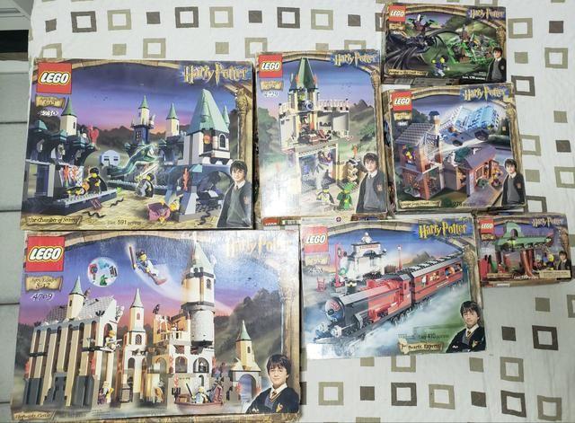 Lego Harry Potter coleção - Foto 6