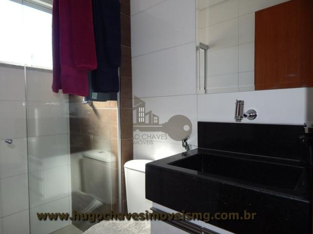 Apartamento à venda com 2 dormitórios em Bandeirantes, Conselheiro lafaiete cod:299-4 - Foto 17