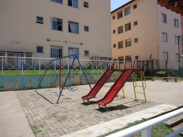 Apartamento com 2 dormitórios para alugar, 46 m² por r$ 650/mês - jardim ipanema - sorocab - Foto 19