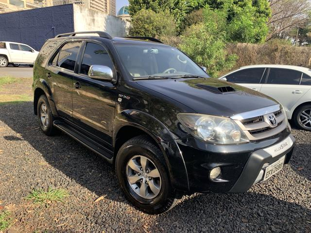 Toyota / Hilux Sw4 Srv 2008 R$ 78.500,00 - Foto 2