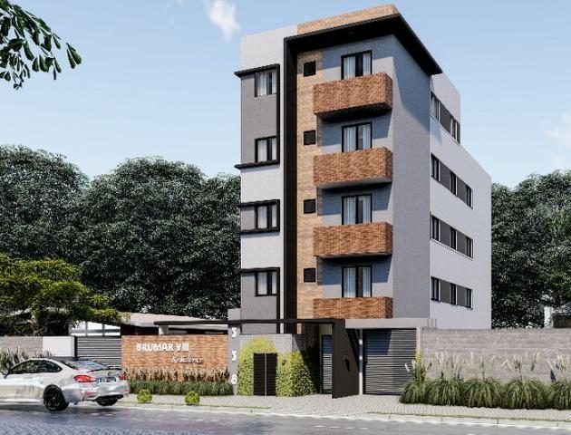 Apartamentos 02 quartos e sacada com churrasqueira para venda, Boa Vista , Joinville - Foto 6