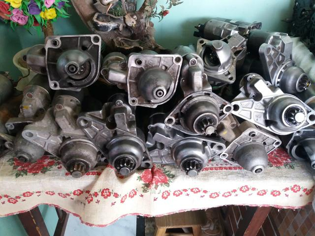 Alternador varios motor de arranque varios !! - Foto 6