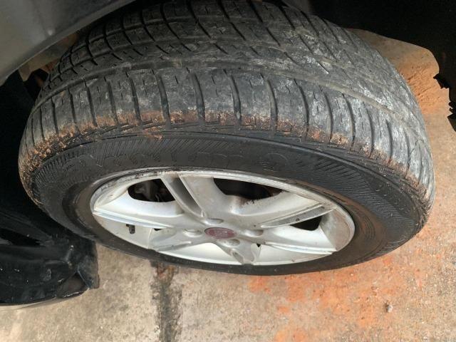 Carro todo original, Gran Siena Attractive 1.4 Flex 2012-2013 completo - Foto 9