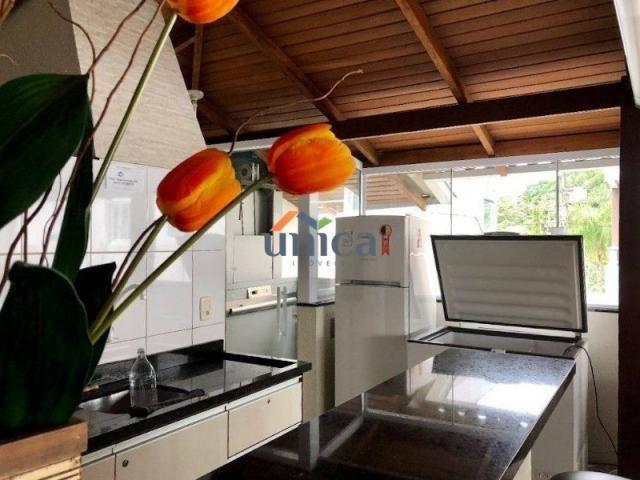 Apartamento à venda com 3 dormitórios em Floresta, Joinville cod:UN01268 - Foto 3