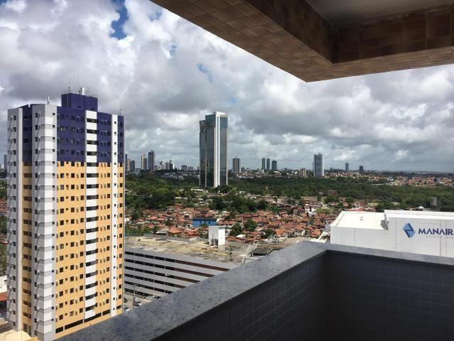 Vendo Flat novo hotel, mobiliado em manaira, 192.000 - Foto 12