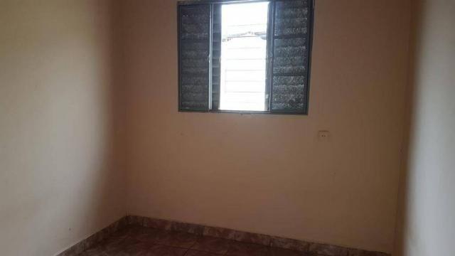 Casa com 3 dormitórios para alugar, 75 m² por R$ 700/mês - Jardim Jequitibá - Presidente P - Foto 10