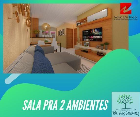 Casa em Nova Caruaru - 2 quartos - Financiada pela caixa com renda de R$ 1.500 - Foto 9