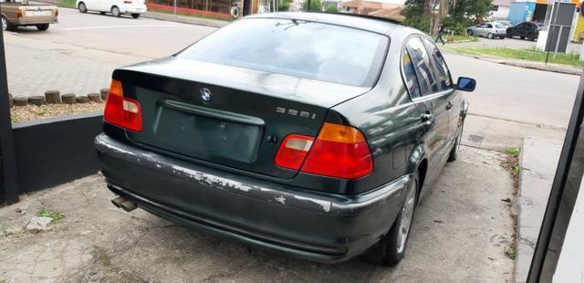Sucata BMW 328i E46 1999 venda de peças - Foto 3