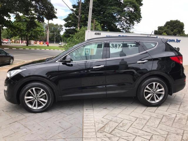 Hyundai santa fé 3.3 mpfi 4x4 7 lugares v6 270cv gasolina 4p automático 2016 - Foto 4