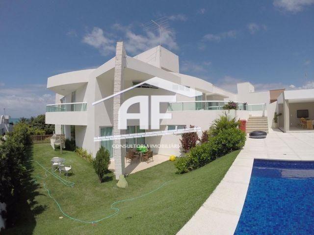 Casa com vista para o mar com 5/4 sendo 3 suítes - Condomínio Ocean View, ligue já - Foto 2