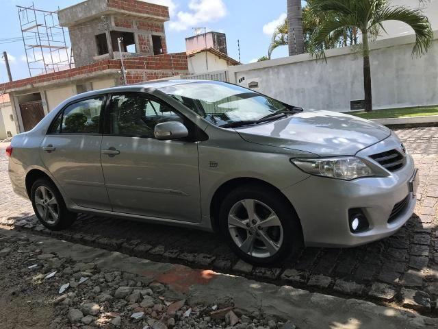 Corolla 2012/2012 2.0 xei 16v flex 4p automático - Foto 3