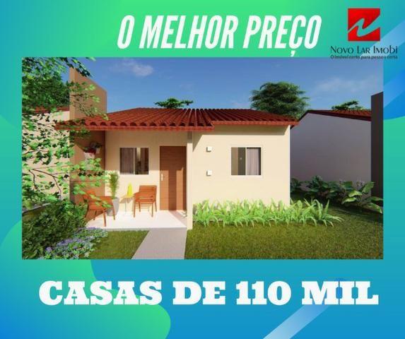 Casa em Nova Caruaru - 2 quartos - Financiada pela caixa com renda de R$ 1.500 - Foto 6