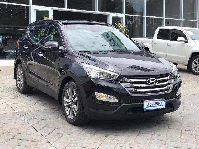 Hyundai santa fé 3.3 mpfi 4x4 7 lugares v6 270cv gasolina 4p automático 2016 - Foto 2