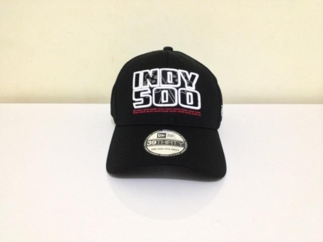 Boné New Era Aba Curva Indy 500 Original - Bijouterias b0a9491b7a5
