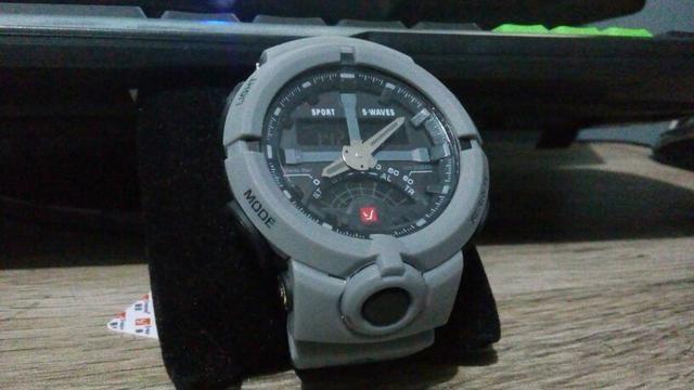 9b5353eba6e Relógio Multi Movimento Weide Prova Dagua - Bijouterias