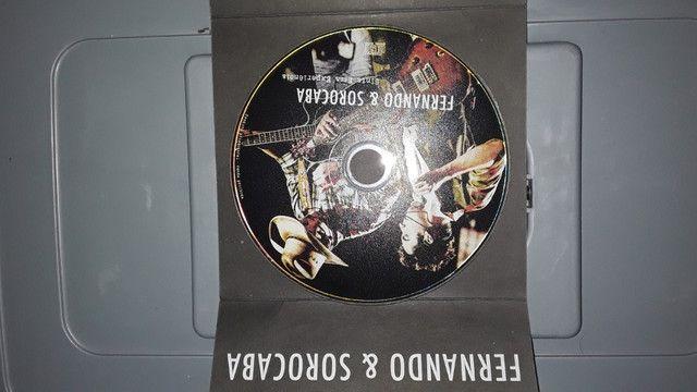 Cd promocional fernando e sorocaba - Foto 3