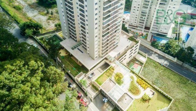 Cobertura com 3 dormitórios à venda, 164 m² por R$ 922.712,04 - Vila Andrade - São Paulo/S - Foto 3