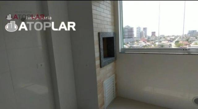 Apartamento com 3 dormitórios para alugar, 70 m² por R$ 2.200/mês - Perequê - Porto Belo/S - Foto 11