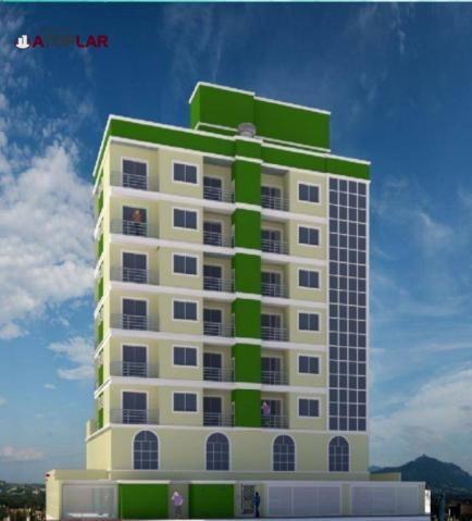 Apartamento com 3 dormitórios para alugar, 70 m² por R$ 2.200/mês - Perequê - Porto Belo/S - Foto 12