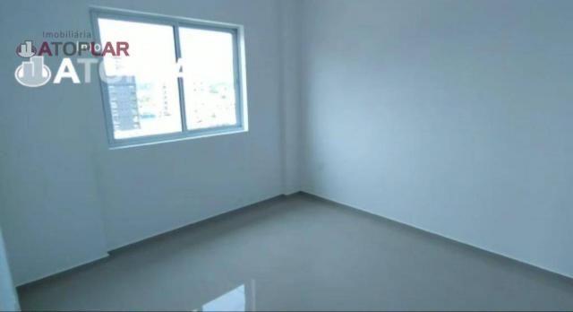 Apartamento com 3 dormitórios para alugar, 70 m² por R$ 2.200/mês - Perequê - Porto Belo/S - Foto 8