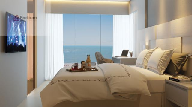 Apartamento à venda com 1 dormitórios em Manaíra, João pessoa cod:33602 - Foto 3