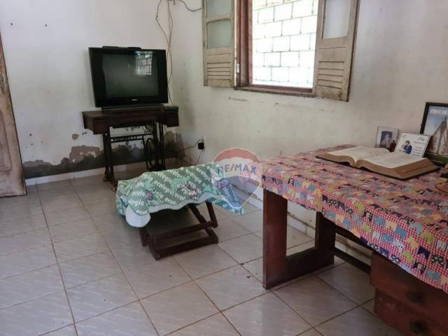 Casa 3 dormitórios, 257 m² - Canutama - Benevides/PA - Foto 6