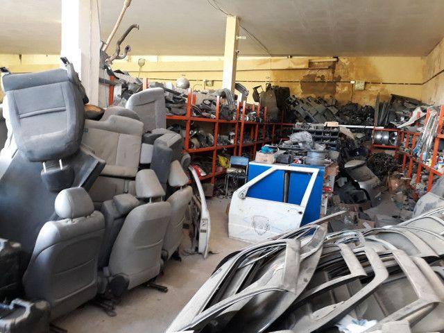 Vendo loja de peças usadas de carro ferro velho