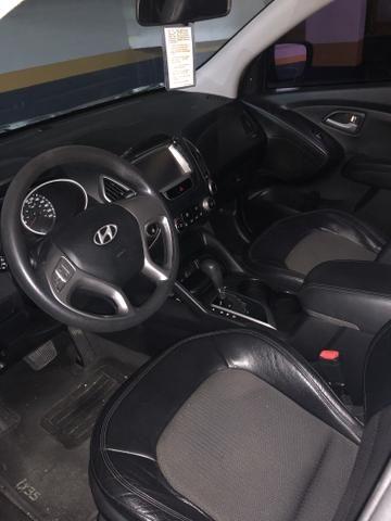 Ix35 2011 Automática Preta - Foto 14