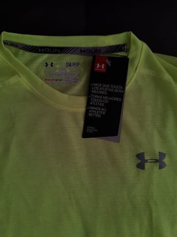 sin Quejar Desilusión  Camiseta Under Armour - Work Out Novinha Com Etiquetas - Roupas e calçados  - Indianópolis, São Paulo 764537491 | OLX