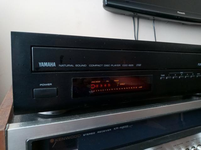 CD player Yamaha CDC625 Top de Linha - Foto 3